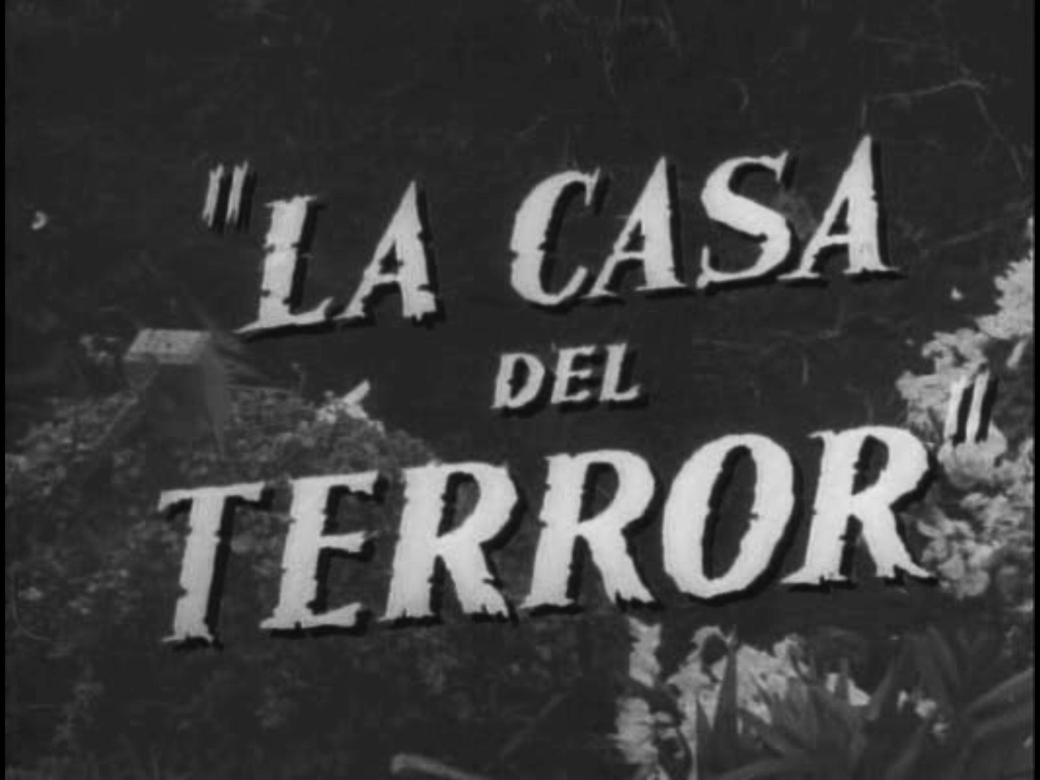 la casa del terror 1959 monsterminions