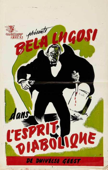 The Invisible Ghost_French 1941
