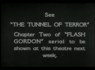 Flash_Tunnel of Terror