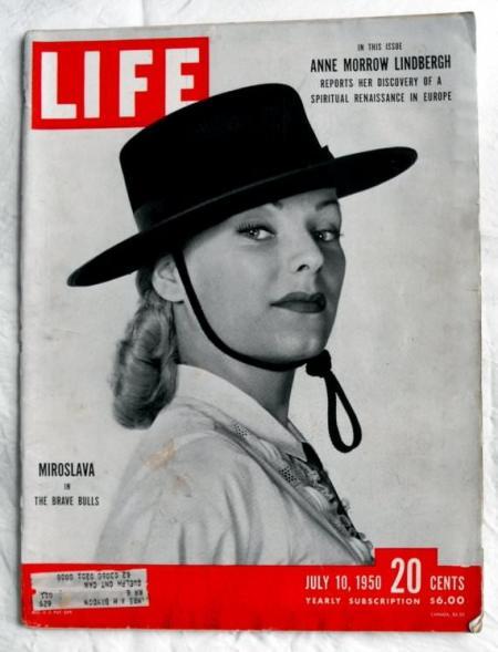 Life 1950_Miroslava