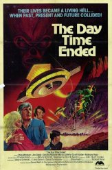 The Day Time Ended_US One Sheet