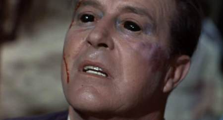 X_Ray Milland as Dr. Xavier