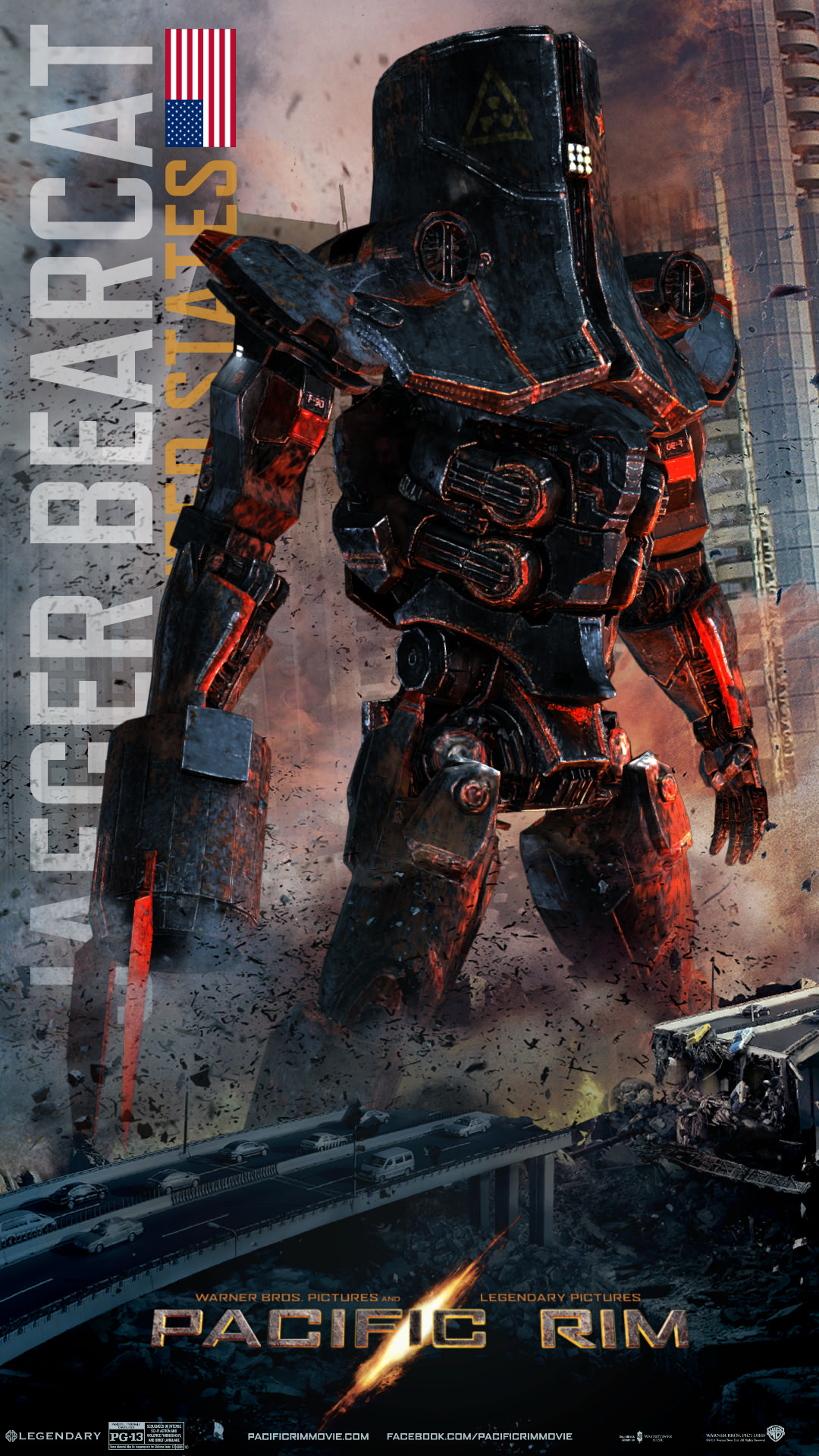 New Jaeger Designs For Pacific Rim