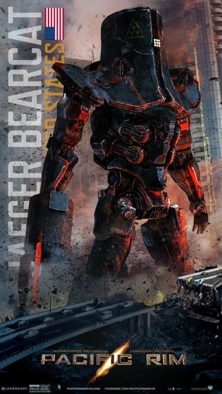 Jaeger BearCat