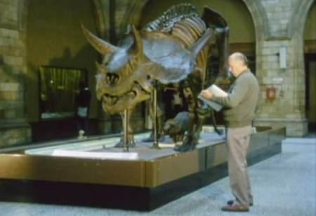 Titan_Ray at Museum of Natural History