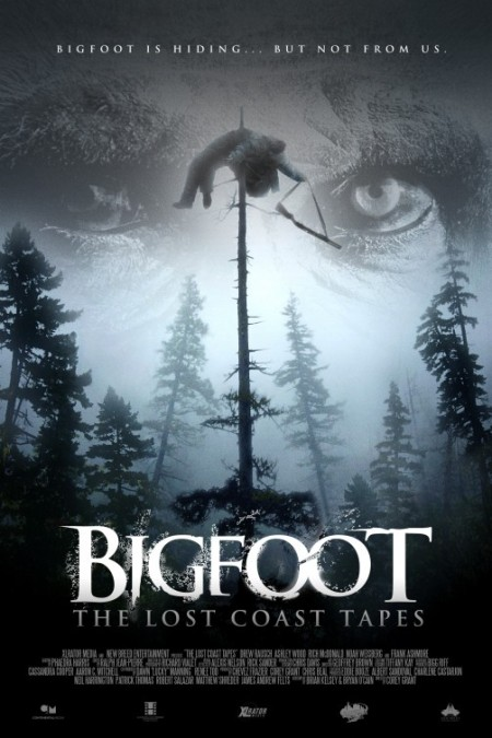 Poster_Big Foot The Lost Coast Tapes