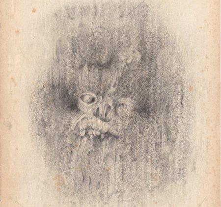 The Fog_LP Art_Dinos Champman