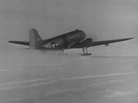 Douglas C-47 Transport
