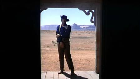 Final Scene_The Searchers