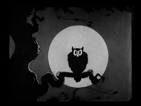 Skeleton Dance_Hoot Owl