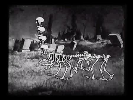 Skeleton Dance_Skeletopede