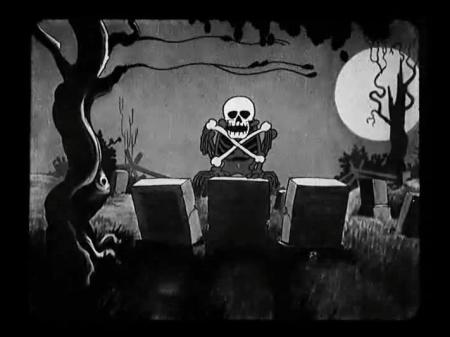 Skeleton Dance_X Bones