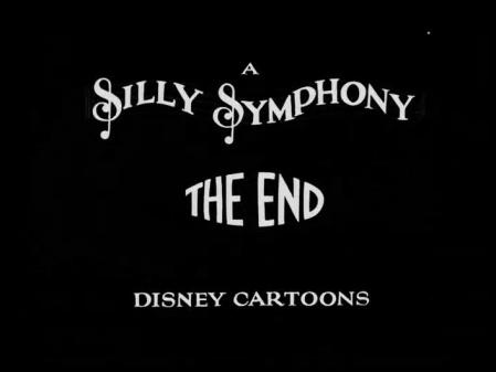 The Skeleton Dance_End Titles