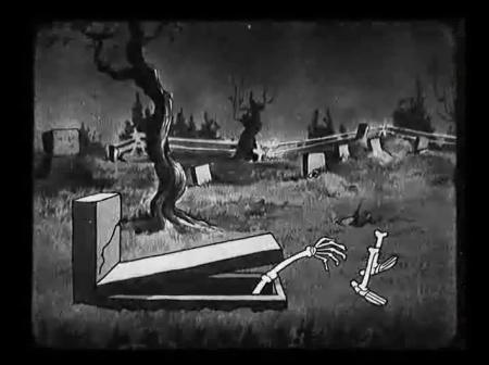 The Skeleton Dance_Feet