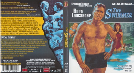 The Swimmer Blu-ray