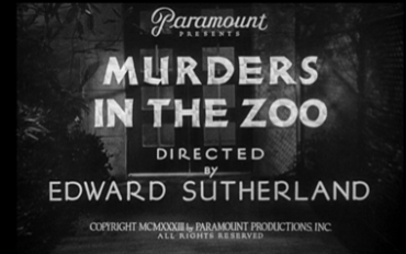 Murders in the Zoo_Titles