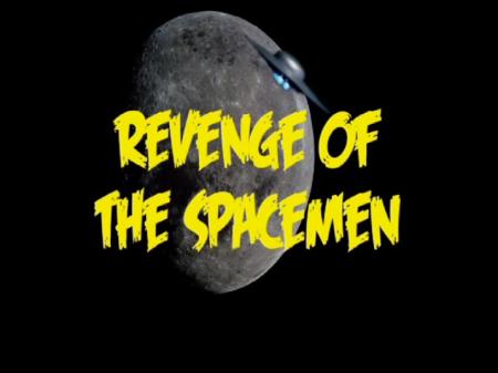 Revenge of the Spacemen_Titles