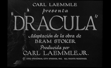 Spanish Dracula_Titles