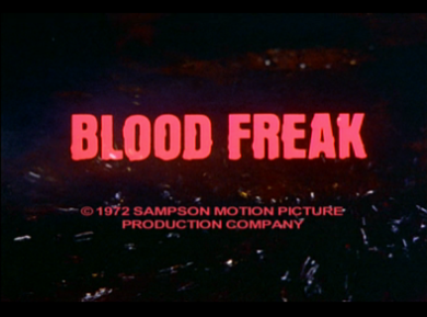 Blood Freak_Titles