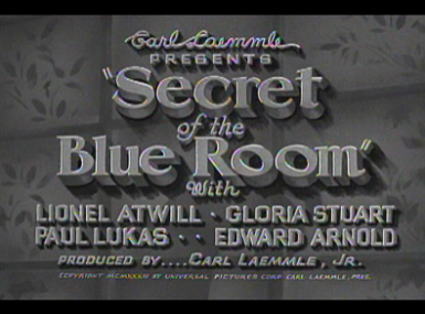 Secret of the Blue Room_Titles