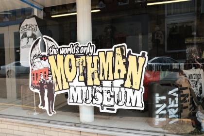 Mothman Museum_Point Pleasant