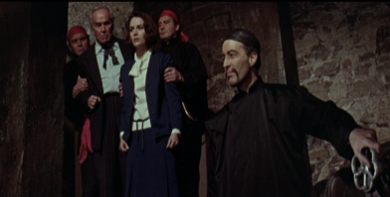 Christopher Lee_Face of Fu Manchu