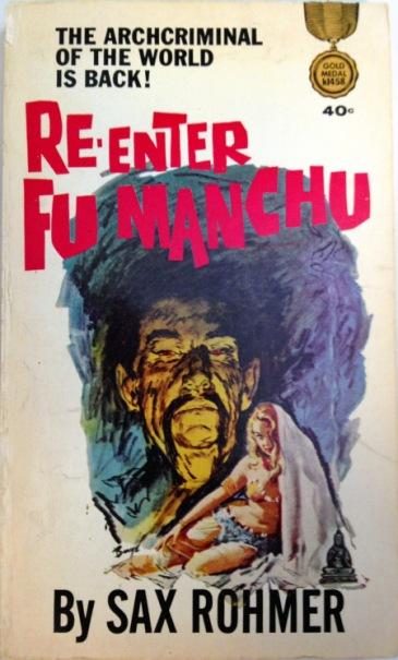Re-Enter Fu Manchu_Cover