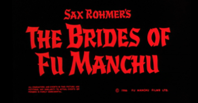 The Brides of Fu Manchu_Titles