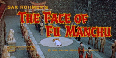 The Face of Fu Manchu_Titles